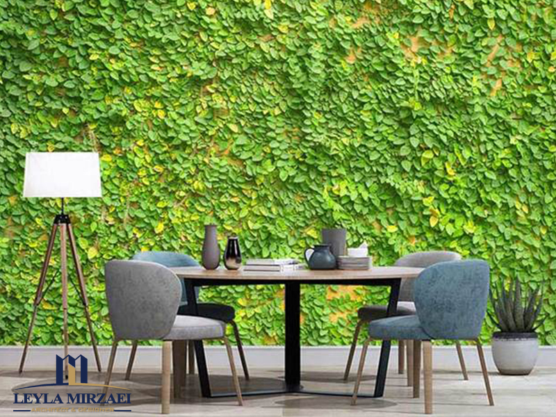دیوار سبز - Green wall